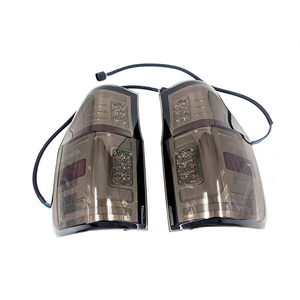 RANGER TAIL LAMP LED (SMOKE)