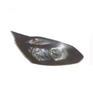 HEAD LAMP BLACK