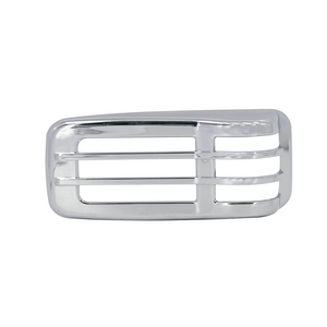 ISUZU 700P SIDE LAMP FRAME (CHROME)