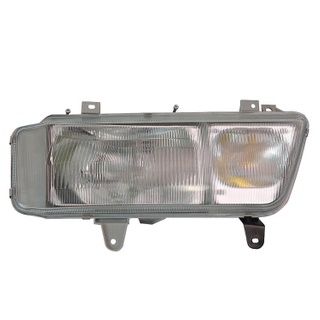 Depo Auto Heavy Truck Head Lamp For Isuzu FRR